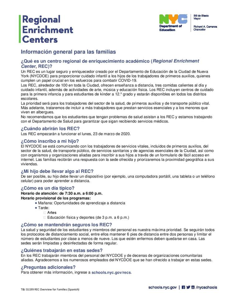 Regional Enrichment Center - Overview - Spanish-page-001